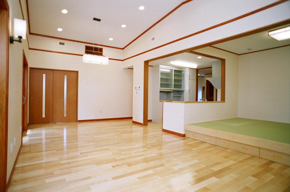 今津桜町の家